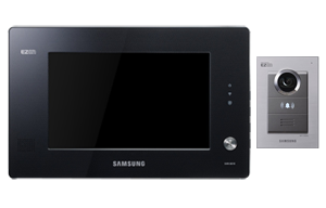 Super Slim Wall Mounted Home Automation Unit By Samsung